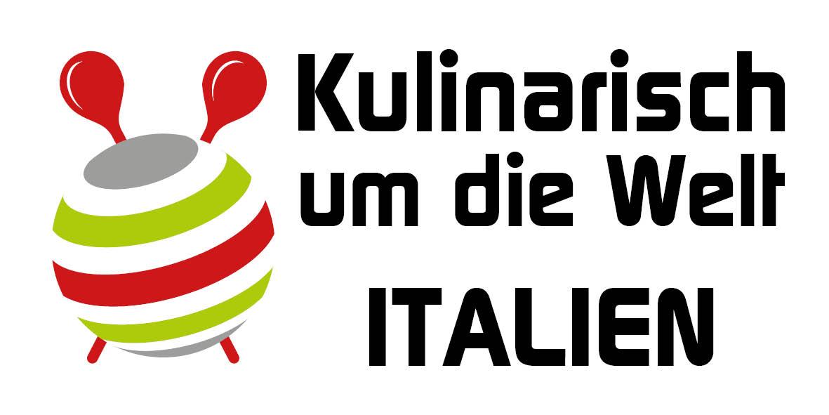 Logo Kulinarisch um die Welt ITALIEN 17032018