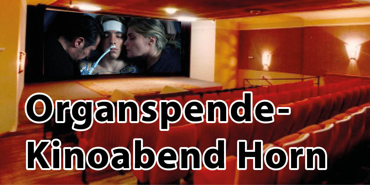 Organspende Kinoabend Horn 16032018 Menübild